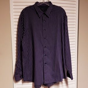 MEN'S VANHEUSEN DRESS SHIRT
